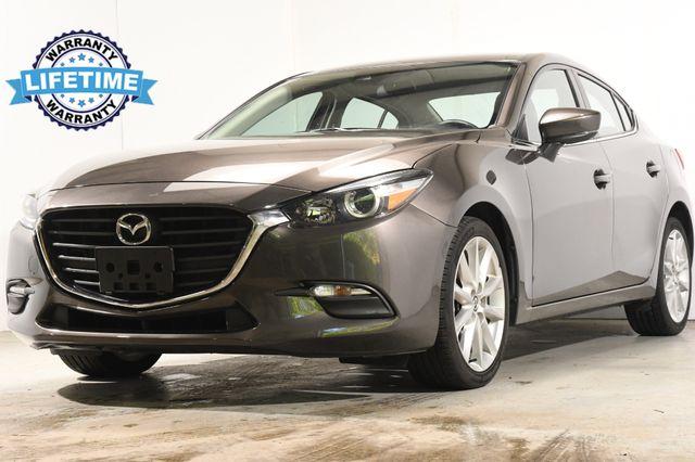 2017 Mazda Mazda3 4-Door Touring w/Blind Spot/ Nav