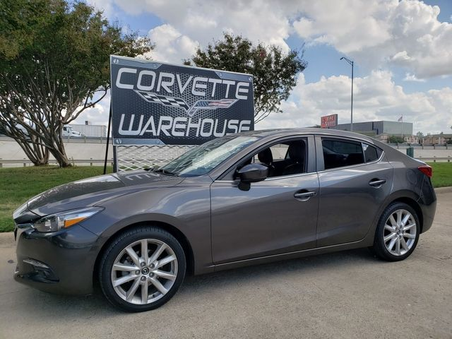 2017 Mazda Mazda3 4-Door Grand Touring, Auto, CD, Sunroof, Alloy Wheels 36k in Dallas, Texas 75220