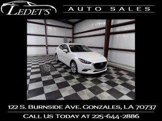 2017 Mazda Mazda3 4-Door Touring - Ledet's Auto Sales Gonzales_state_zip in Gonzales