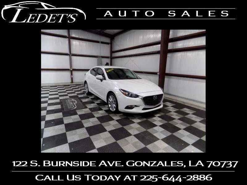 2017 Mazda Mazda3 4-Door Touring - Ledet's Auto Sales Gonzales_state_zip in Gonzales Louisiana