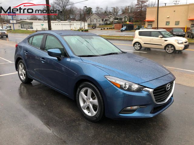 2017 Mazda Mazda3 4-Door Sport Knoxville , Tennessee