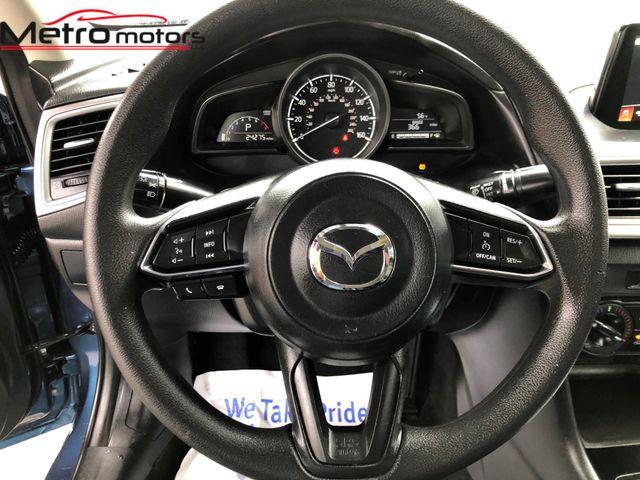 2017 Mazda Mazda3 4-Door Sport Knoxville , Tennessee 16