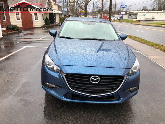 2017 Mazda Mazda3 4-Door Sport Knoxville , Tennessee 2