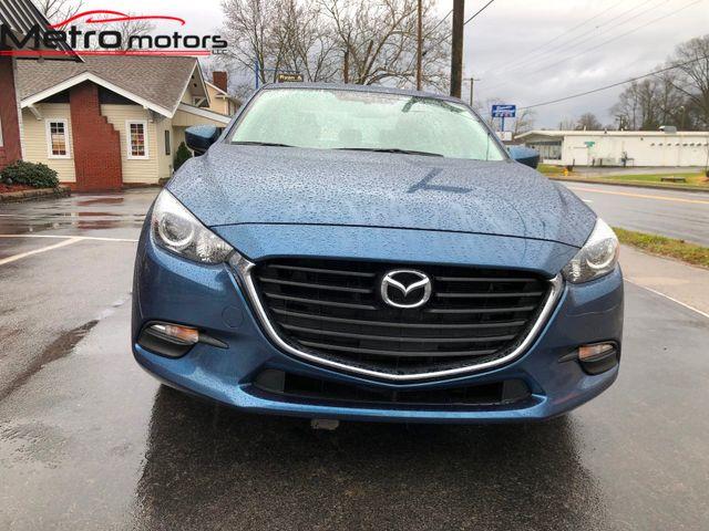2017 Mazda Mazda3 4-Door Sport Knoxville , Tennessee 3