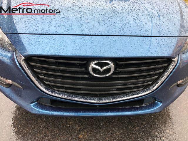 2017 Mazda Mazda3 4-Door Sport Knoxville , Tennessee 5