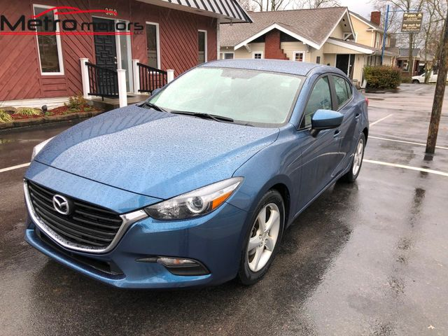 2017 Mazda Mazda3 4-Door Sport Knoxville , Tennessee 7