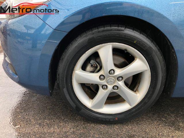2017 Mazda Mazda3 4-Door Sport Knoxville , Tennessee 9