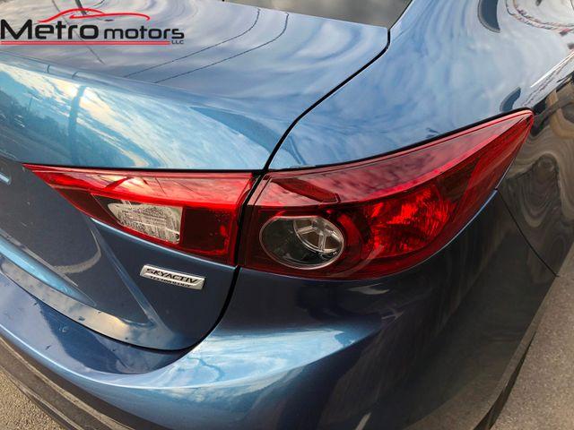 2017 Mazda Mazda3 4-Door Sport Knoxville , Tennessee 41