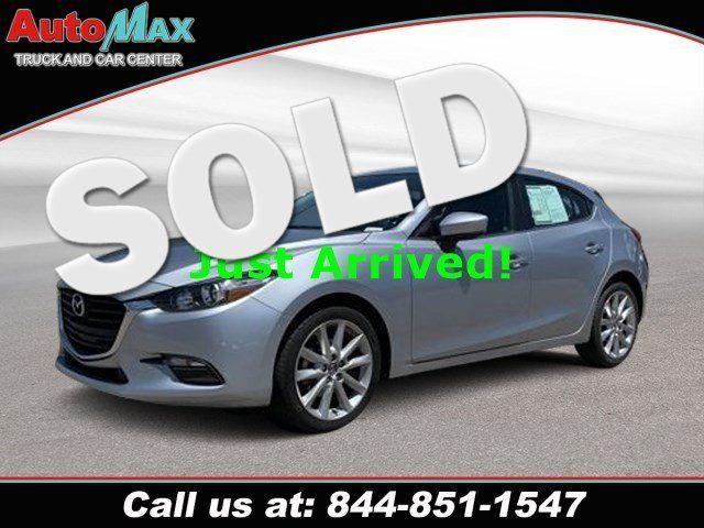 2017 Mazda Mazda3 5-Door Touring in Albuquerque, New Mexico 87109