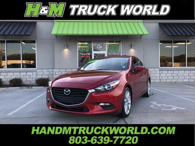 2017 Mazda Mazda3 Touring *NAV*LEATHER* SUPER SPORTY