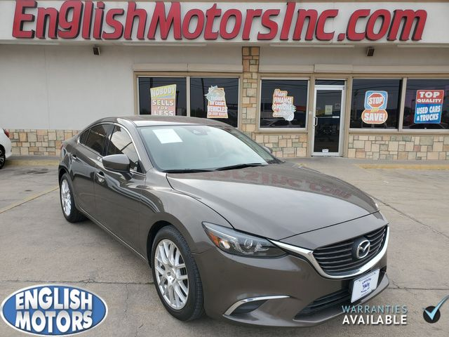 2017 Mazda Mazda6 Touring in Brownsville, TX 78521
