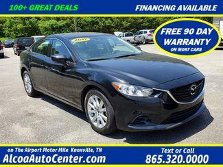 """2017 Mazda Mazda6 Sport 6-Speed w/17"""" Wheels/ Parking Sensors in Louisville, TN 37777"""