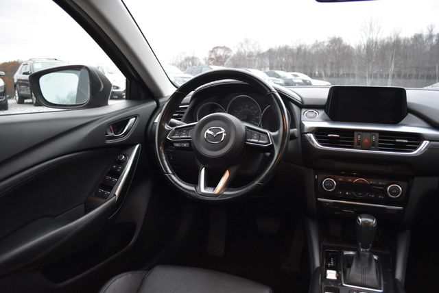 2017 Mazda Mazda6 Touring Naugatuck, Connecticut 15
