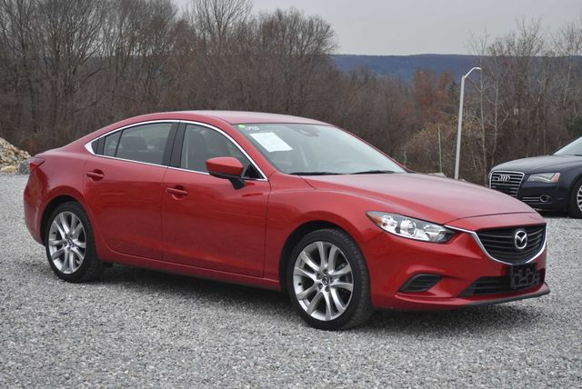 2017 Mazda Mazda6 Touring Naugatuck, Connecticut 6