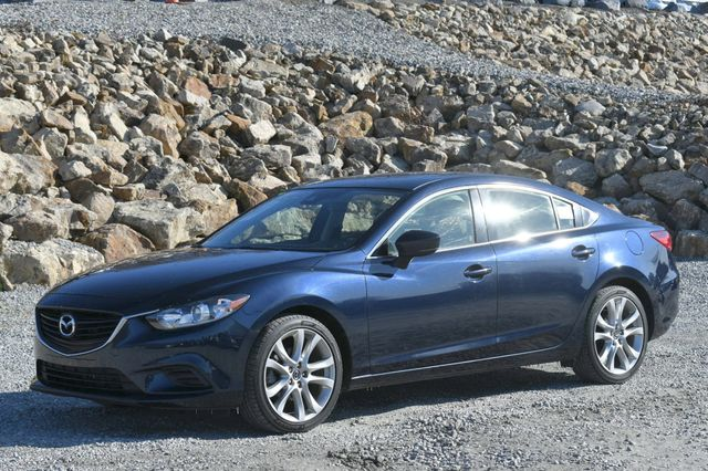 2017 Mazda Mazda6 Touring Naugatuck, Connecticut