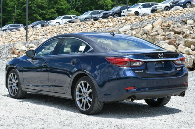 2017 Mazda Mazda6 Grand Touring Naugatuck, Connecticut 4
