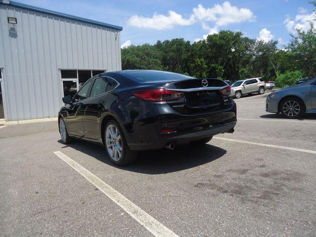 2017 Mazda Mazda6 Touring SEFFNER, Florida 10