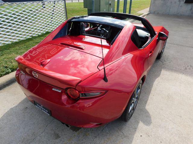 2017 Mazda MX-5 Miata RF Grand Touring Coupe, Manual, NAV, Alloy Wheels 27k in Dallas, Texas 75220