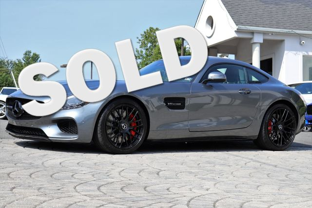 2017 Mercedes-Benz AMG GT S Coupe in Alexandria VA