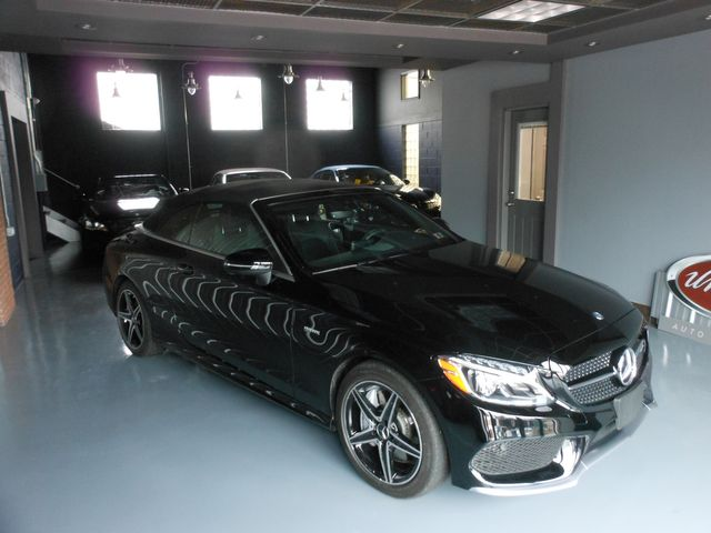 2017 Mercedes-Benz AMG C 43 Bridgeville, Pennsylvania