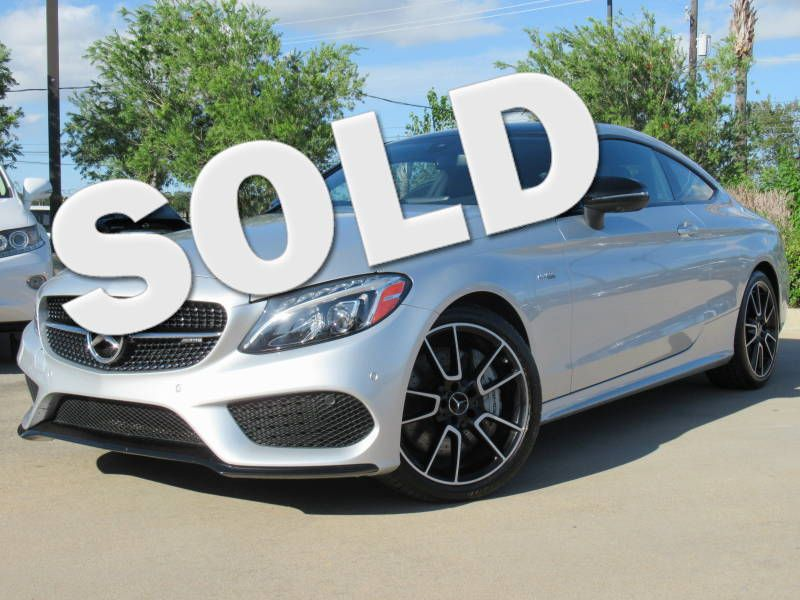 2017 Mercedes-Benz AMG C 43  | Houston, TX | American Auto Centers in Houston TX