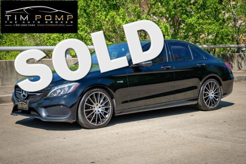 2017 Mercedes-Benz AMG C 43  | Memphis, Tennessee | Tim Pomp - The Auto Broker in Memphis Tennessee