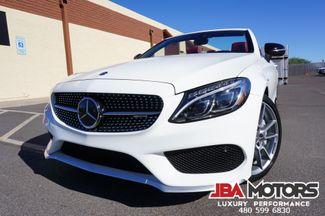 2017 Mercedes-Benz AMG C 43 Convertible C43 4Matic AWD C Class 43 AMG | MESA, AZ | JBA MOTORS in Mesa AZ