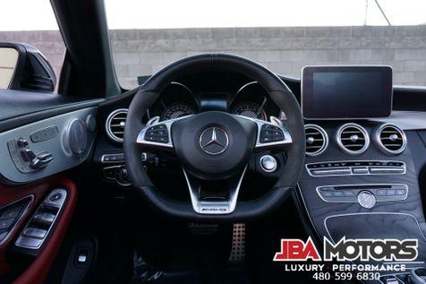 2017 Mercedes-Benz AMG C43 Convertible C 43 4Matic AWD C Class 43 AMG | MESA, AZ | JBA MOTORS in MESA, AZ