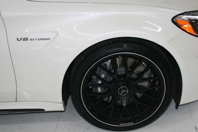 2017 Mercedes-Benz AMG C 63 Convt Houston, Texas 15