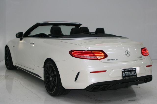 2017 Mercedes-Benz AMG C 63 Convt Houston, Texas 17