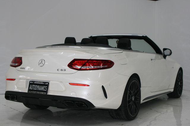 2017 Mercedes-Benz AMG C 63 Convt Houston, Texas 19
