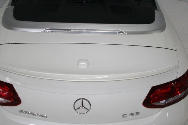 2017 Mercedes-Benz AMG C 63 Convt Houston, Texas 21