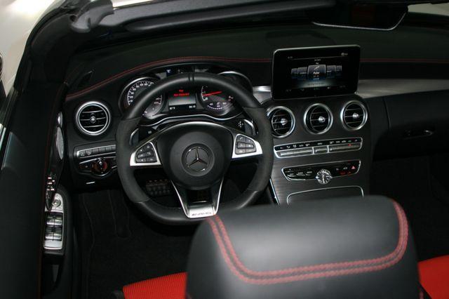 2017 Mercedes-Benz AMG C 63 Convt Houston, Texas 25