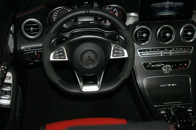 2017 Mercedes-Benz AMG C 63 Convt Houston, Texas 27