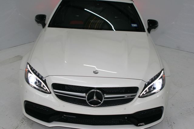 2017 Mercedes-Benz AMG C 63 Convt Houston, Texas 4