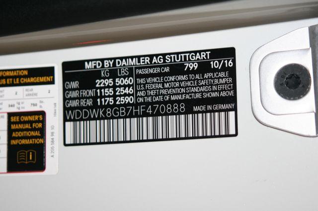 2017 Mercedes-Benz AMG C 63 Convt Houston, Texas 43