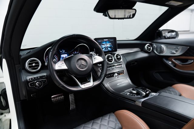 2017 Mercedes-Benz AMG C 63 S Orlando, FL 33