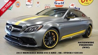 2017 Mercedes-Benz AMG C 63 S Coupe MATTE FINISH,PANO ROOF,NAV,HTD LTH... in Carrollton TX, 75006