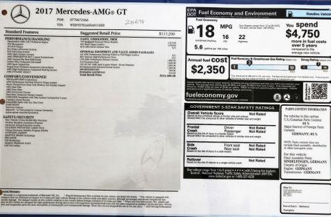 2017 Mercedes-Benz AMG-Class AMG GT Coupe in Alexandria, VA