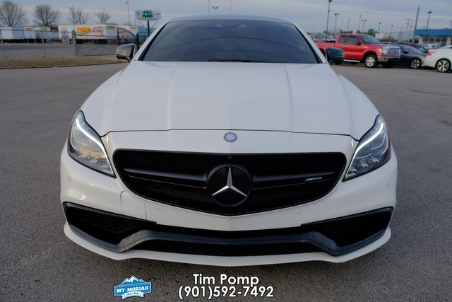 2017 Mercedes-Benz AMG CLS 63 AMG S PACKAGE in Memphis, Tennessee 38115