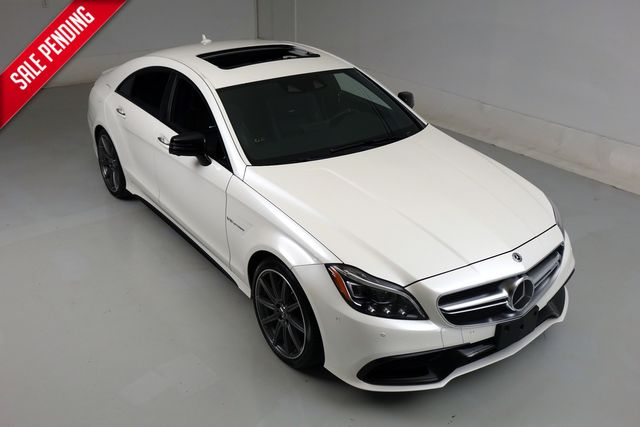 2017 Mercedes-Benz AMG CLS 63 S*  | Plano, TX | Carrick's Autos in Plano TX