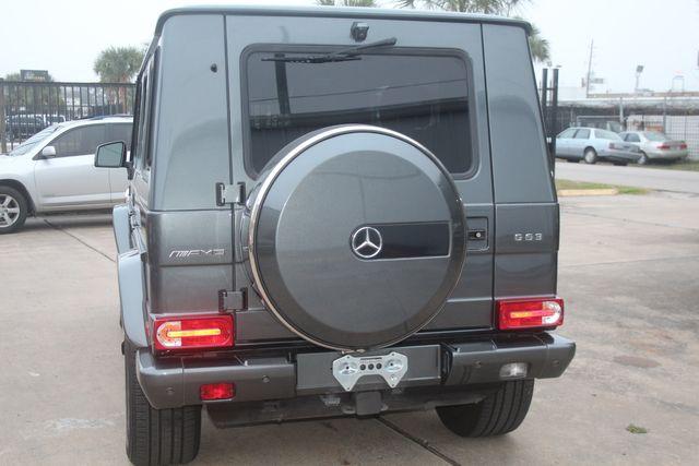 2017 Mercedes-Benz AMG G 63 Houston, Texas 10