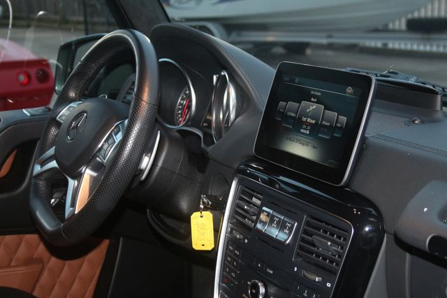 2017 Mercedes-Benz AMG G 63 Houston, Texas 33