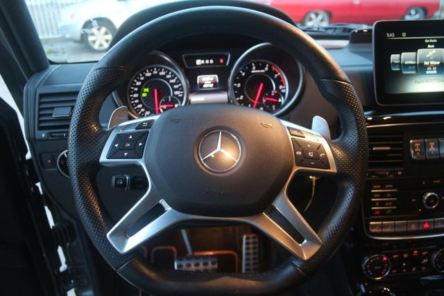 2017 Mercedes-Benz AMG G 63 Houston, Texas 37
