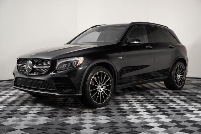 2017 Mercedes-Benz AMG GLC 43 AMG GLC43