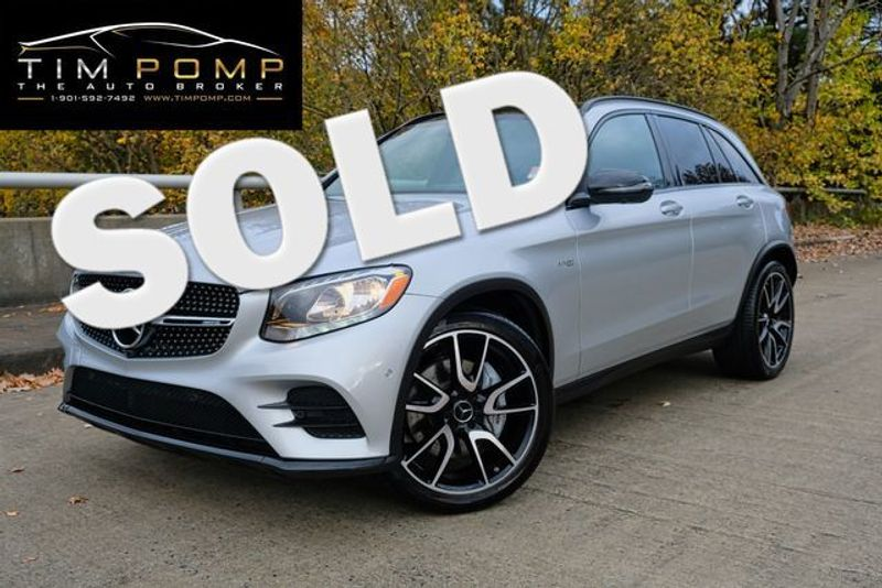 2017 Mercedes-Benz AMG GLC 43 PANO ROOF | Memphis, Tennessee | Tim Pomp - The Auto Broker in Memphis Tennessee