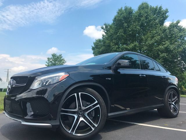 2017 Mercedes-Benz AMG GLE 43 Leesburg, Virginia 7
