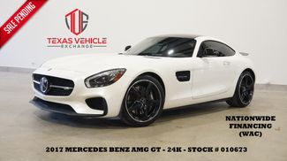 2017 Mercedes-Benz AMG GT Coupe ROOF,NAV,BACK-UP,HTD LTH,BLK WHLS,24K in Carrollton, TX 75006