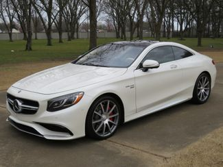 2017 Mercedes-Benz AMG S63 Coupe Bi-Turbo Renntech R1 Performance Pkg in Marion, Arkansas 72364