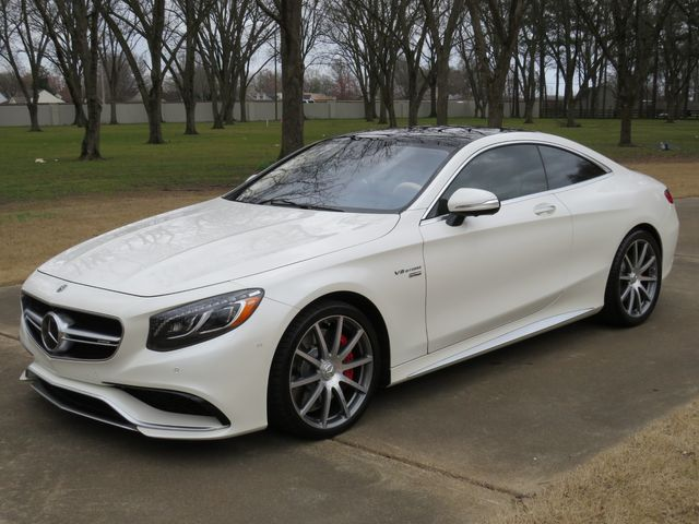 2017 Mercedes-Benz AMG S63 Coupe Bi-Turbo Renntech R1 Performance Pkg